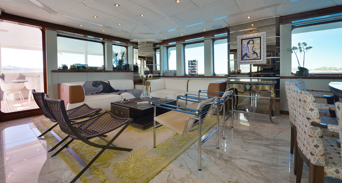 Nuhu Private Boat Lounge & Dining